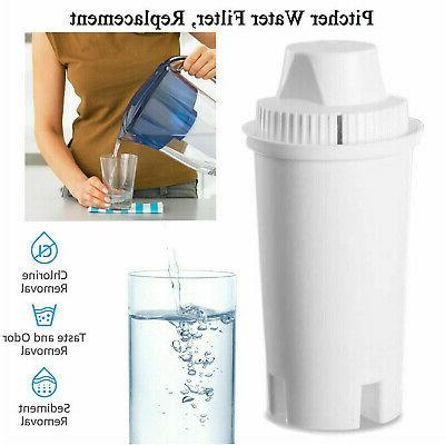 6 Pack Water Pitcher Filters Fit & MAVEA Classic Replacement Filter