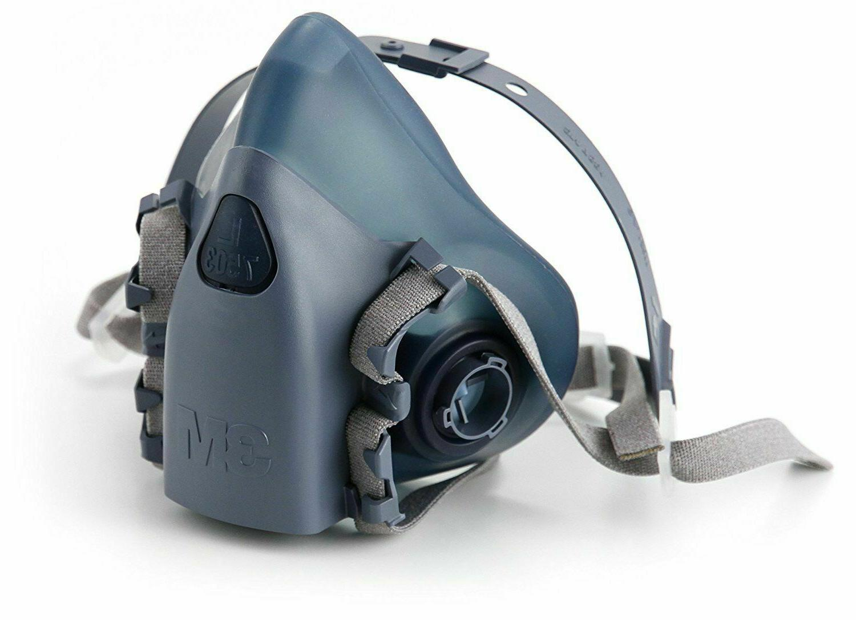 7500 7502 series professional half facepiece respirator