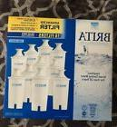 **8 PACK** Brita Advanced Water Pitcher Replacement Filters