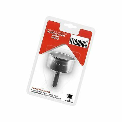Bialetti 06611 Moka Express 6-Cup Replacement Funnel