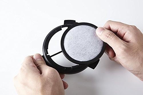 Everyday 12-Replacement Charcoal Filters Mr. Machines