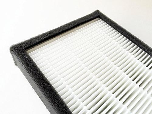 Nispira True Filter Replacement GermGuardian FLT4825 Purifier Model pk