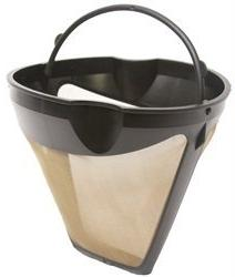 THE ORIGINAL GOLDTONE BRAND Reusable #4-UGSF4 10-12 Cup Coff