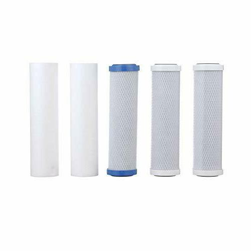 Watts Premier Wp4V Replacement Filter Pack for Reverse Osmos