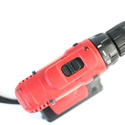 Drill 2Speed LED Light Li-ion Battery