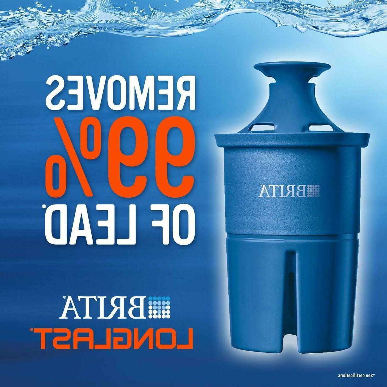 Brita Filters, Reduces Lead, BPA Free - Count
