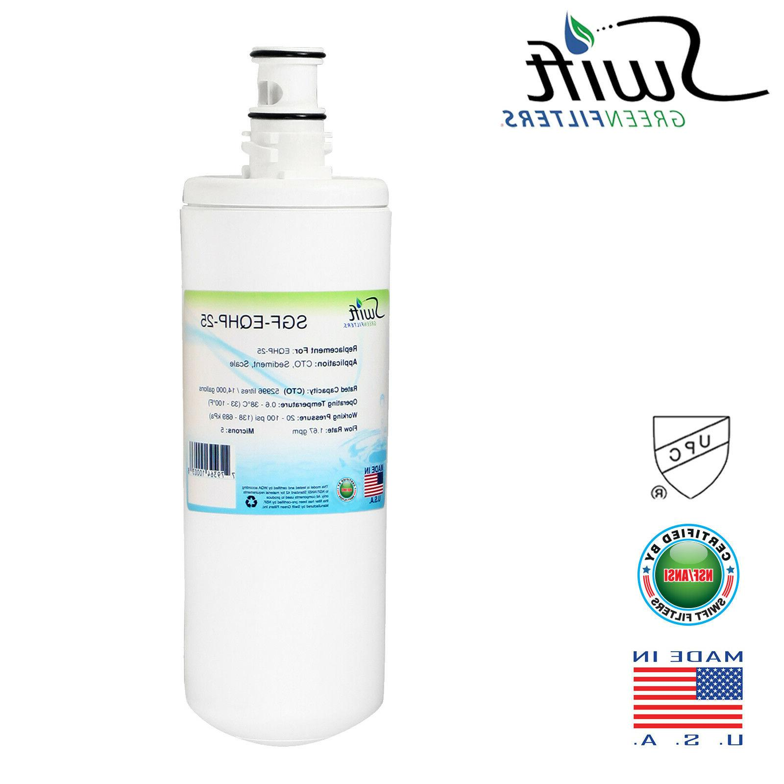 Bunn EQHP-25 Water Filter Replacement SGF-EQHP-25 by Swift G