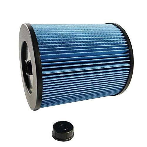 Cartridge Vac 17907 9-17907 Wet/Dry Filter Replacement Part