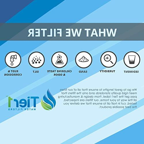 Tier1 H-300 Everpure Comparable Water Filter