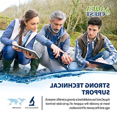 AQUACREST Water Filter, Aqua-Pure WHKF-GD25BB,