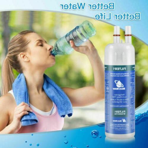 2/4Pack Refrigerator Water Filter Kenmore 469081