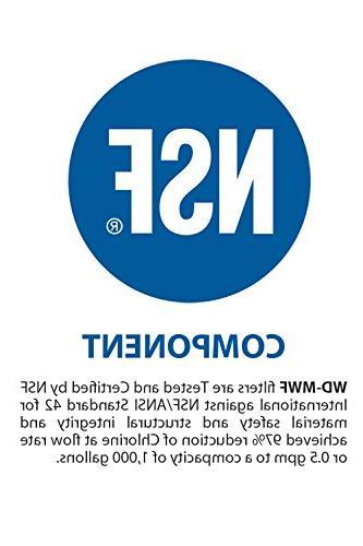 Maytag UKF8001 Flow Water Filter UKF8001AXX, EDR4RXD1, Whirlpool Puric
