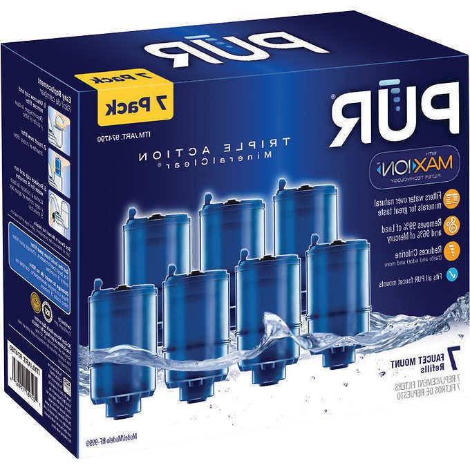 mineralclear 7 piece replacement water filter
