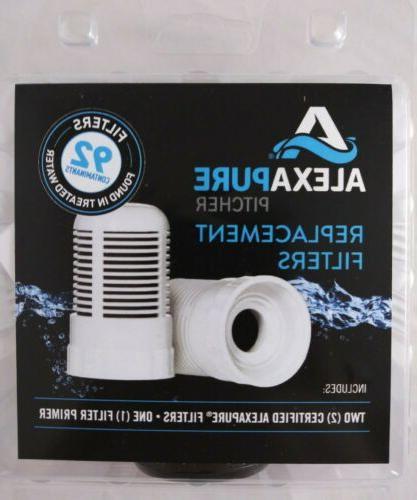 Alexapure Jug Water Filter System Filter