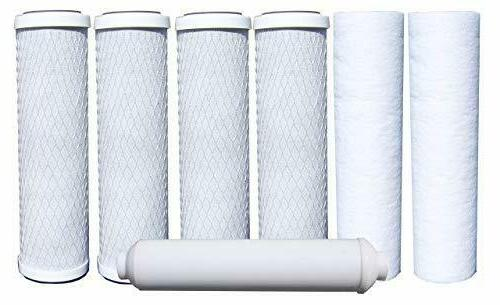 premier wp500024 7 annual pack replacement filter