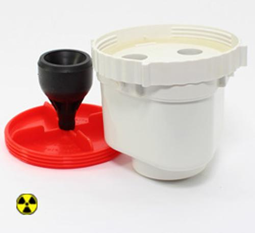Radiological Replacement Filter for the Seychelle Water Filt
