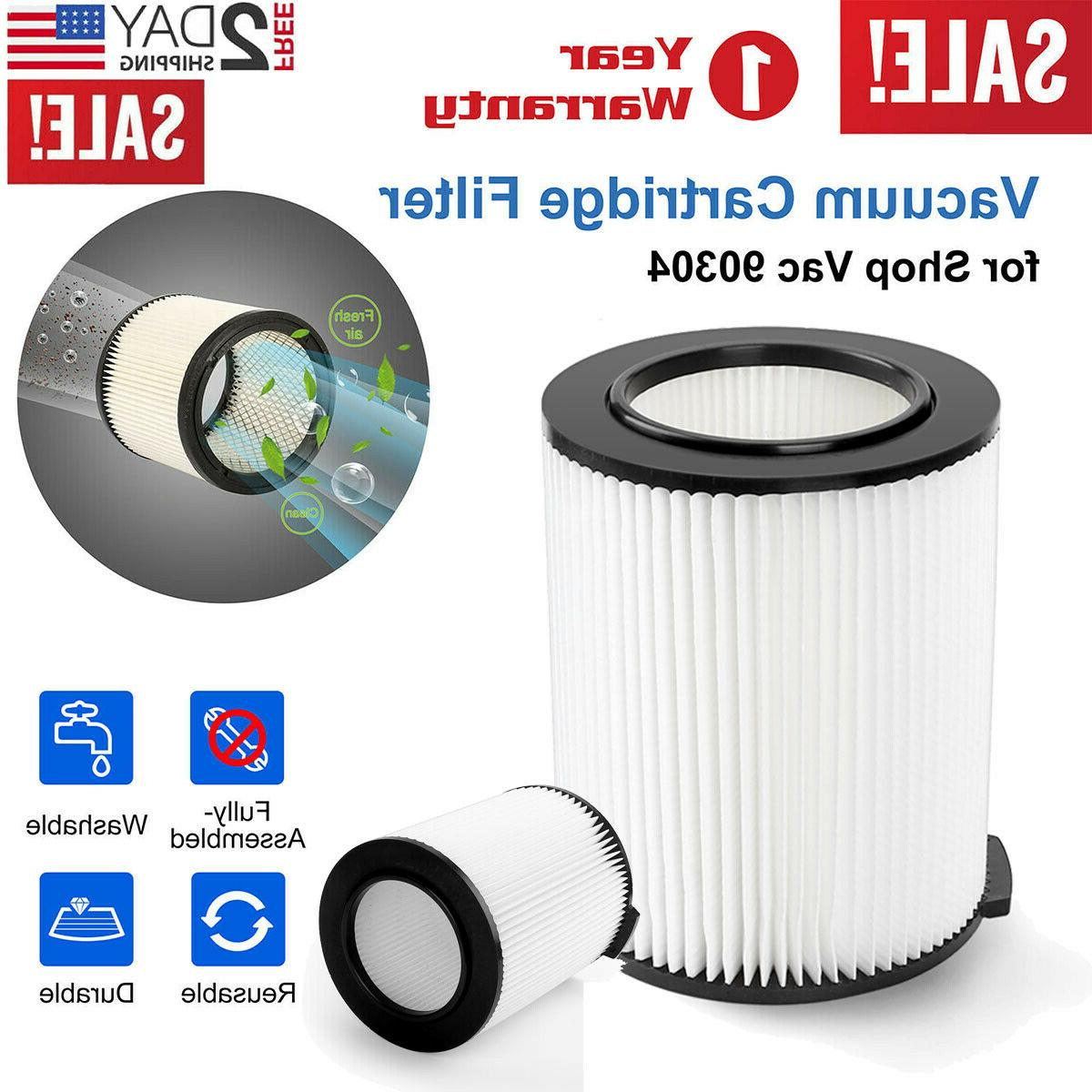 replacement filter ridgid vf4000 vacs compatible