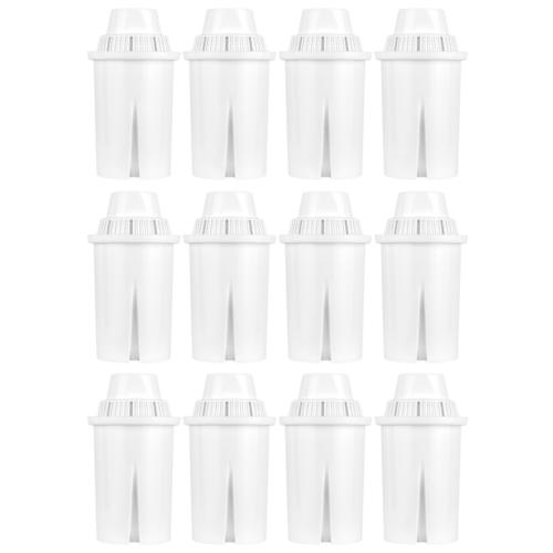 Replacement for Brita Pitcher Filters - 12 Pack