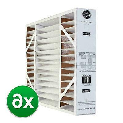 X6672 16x25x5 HVAC Air Filter MERV 11 Replacement For Lennox X6670