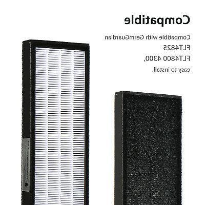 Replacement HEPA Filter GermGuardian FLT4800