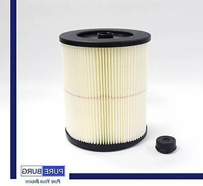 Replacement Shop Vacuum Air Filter Craftsman Older Model Vacuums