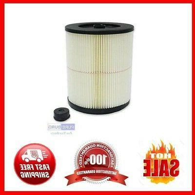 replacement shop vac 17816 vacuum air filter
