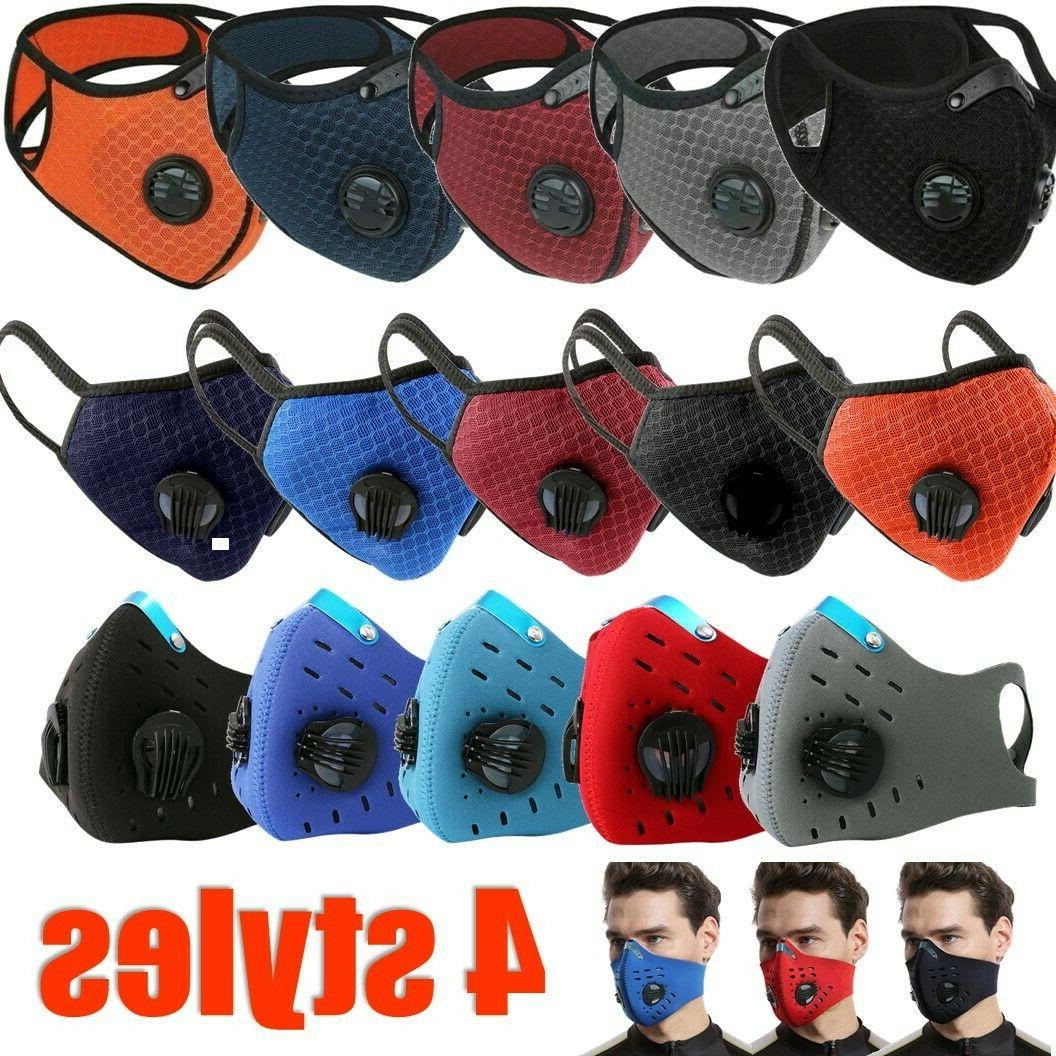 reusable face mask with air breathing port