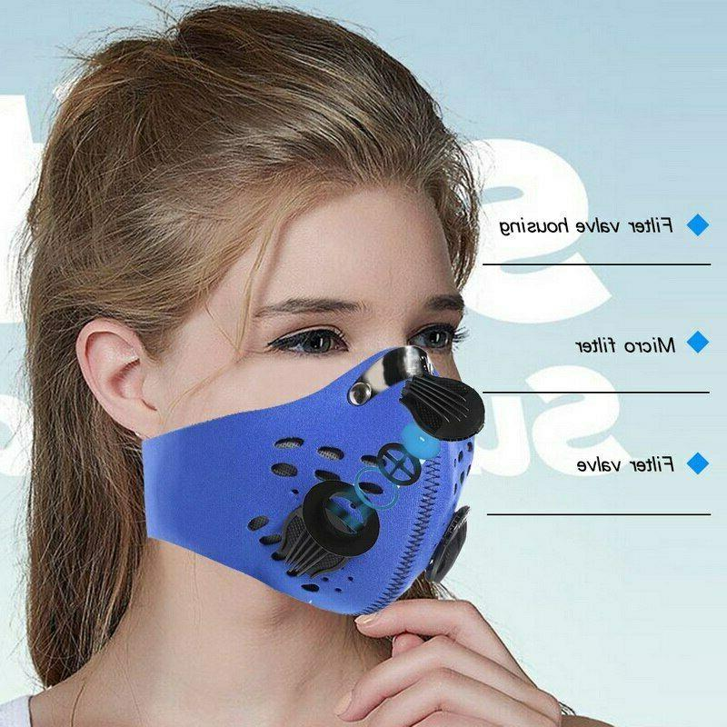 Reusable Face Mask Air & ONE Carbon Filter