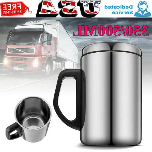 stainless steel double wall thermal insulation mug
