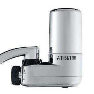 Brita On Water Filter Chrome, 1 ea