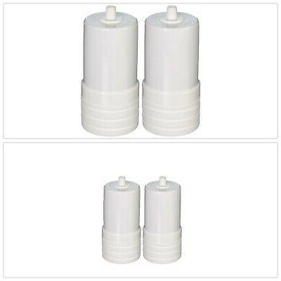 Under Sink Replacement Filter Cartridge Pack Of 2 Water Filt