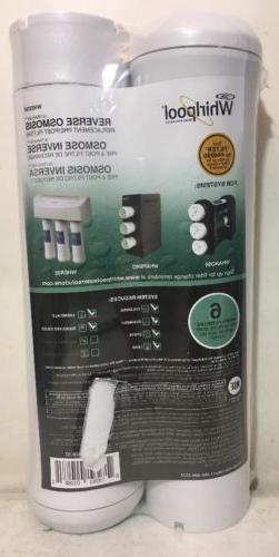 Whirlpool Replacement Filter WHAROS5/WHER25 Filtration