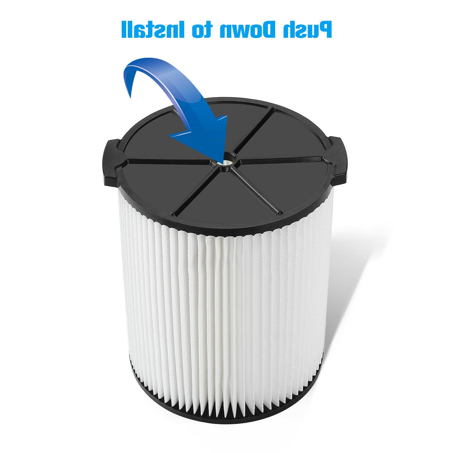 Replacement Filter VF4000 Vacs Compatible with 5-20