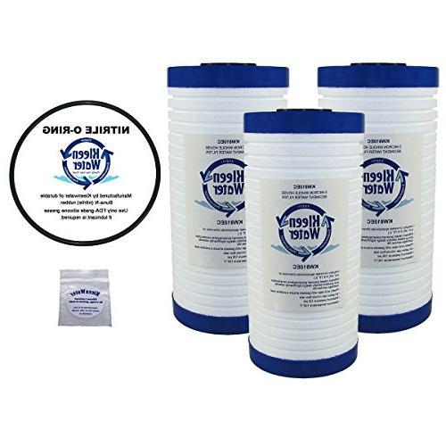 aqua sediment filtration