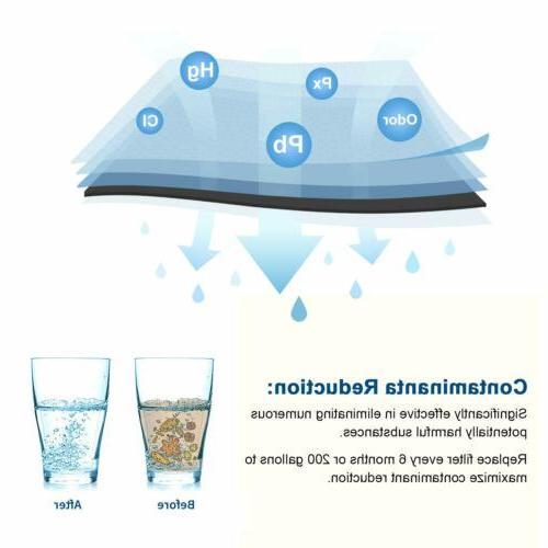 GLACIER FRESH For GE XWF Refrigerator Water