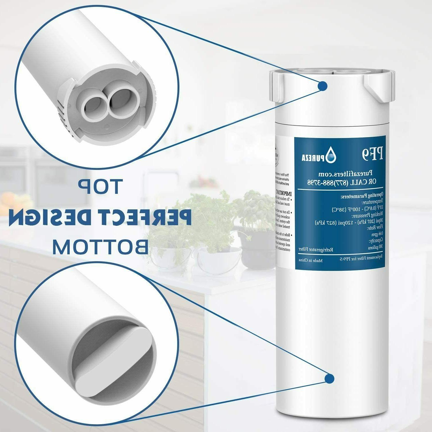 XWF for GE XWF,XWF Genuine Refrigerator,NSF/42,2PACK