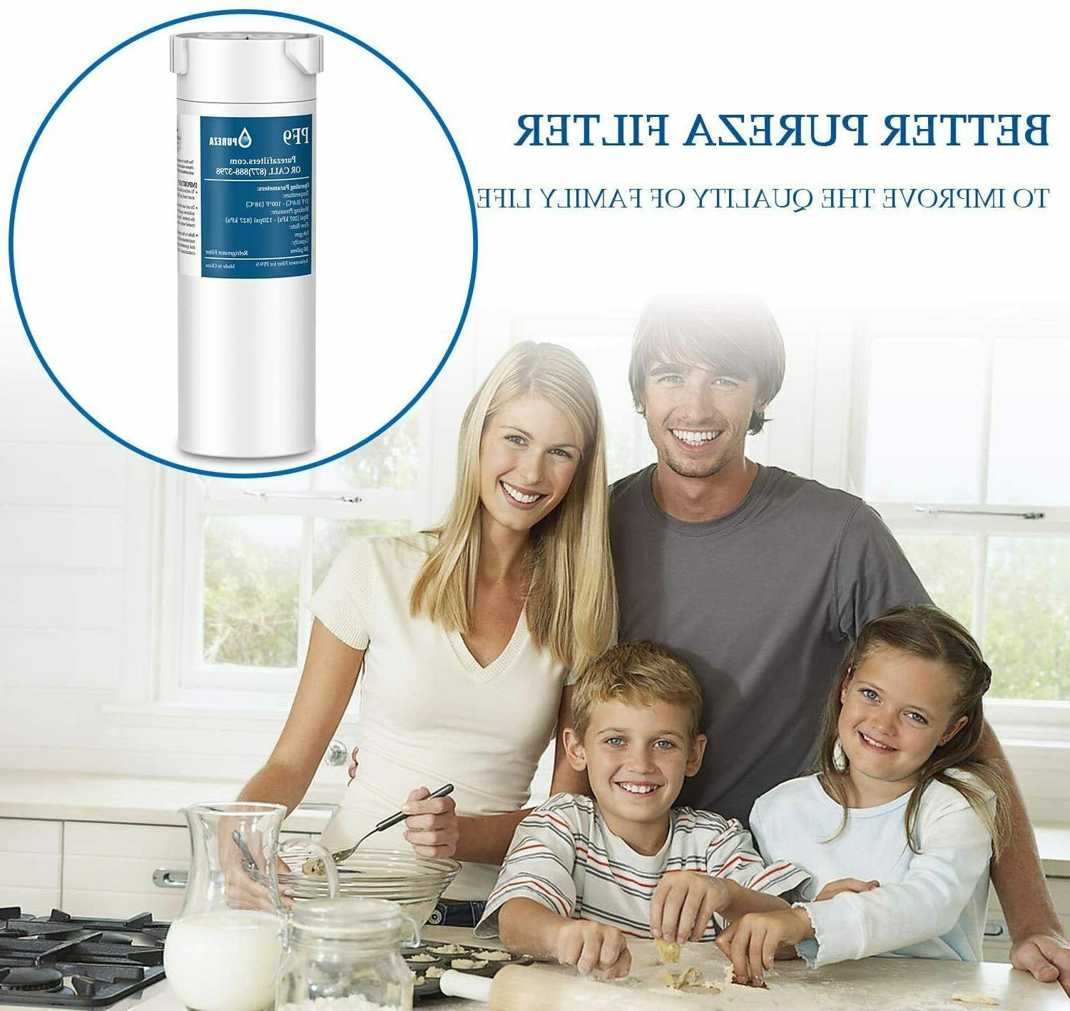 XWF Filter,Replacement for GE Refrigerator,NSF/42,2PACK