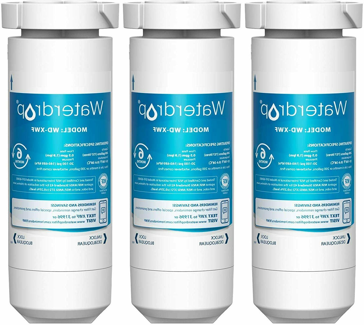 xwf water filter replacement for ge xwf