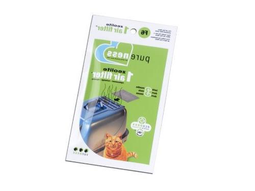 Van Ness F6 Zeolite Air Filter
