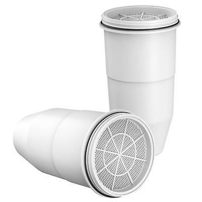 AquaCrest ZeroWater Replacement Pitcher Water Filter, Compat