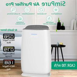 Large Room Air Purifiers HEPA Home Air Purifier Indoor Air C