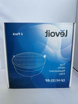 LEVOIT Air Purifier LV-H132-RF True HEPA Replacement Filter