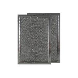 Compatible LG 1257016 Microwave Aluminum Mesh Grease Filter