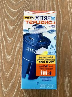 Brita Longlast Replacement Filters for Pitchers and Dispense
