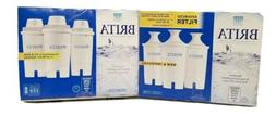 LOT OF 2 NEW SEALED 3 PACK BRITA WATER PITCHER REPLACEMENT F