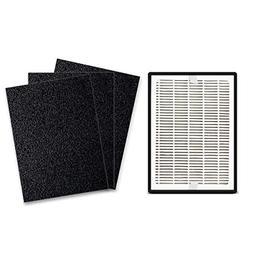 LEVOIT LV-H126 Air Purifier Replacement Filter, True HEPA an