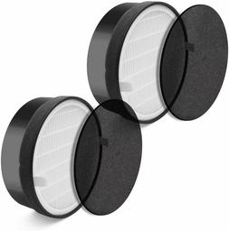 LEVOIT LV-H132 Air Purifier Replacement Filter, 3-in-1 Nylon