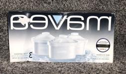 Mavea Replacement Water Filter Cartridges Model 1001122 Tass