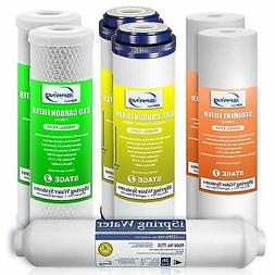 iSpring Reverse Osmosis RO Replacement Water Filter Pack -1