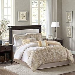 Madison Park Vanessa King Size Bed Comforter Set Bed In A Ba